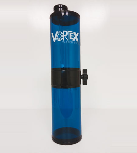 Vortex Gravity Bong Blue