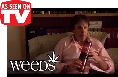 Gravity Bongs on Weeds TV