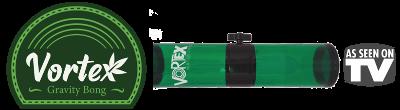 Vortex Gravity Bong Logo